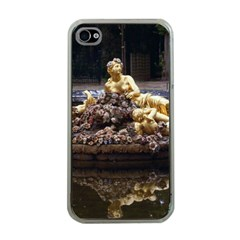 Palace Of Versailles 3 Apple Iphone 4 Case (clear) by trendistuff