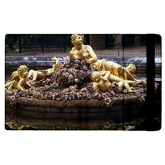 Palace Of Versailles 3 Apple Ipad 2 Flip Case by trendistuff