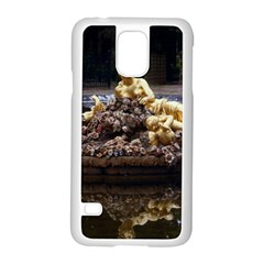 Palace Of Versailles 3 Samsung Galaxy S5 Case (white) by trendistuff