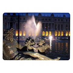 Palace Of Versailles 2 Samsung Galaxy Tab 10 1  P7500 Flip Case by trendistuff