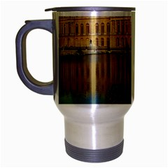 Palace Of Versailles 1 Travel Mug (silver Gray) by trendistuff