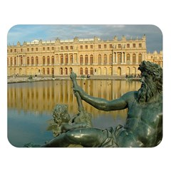 Palace Of Versailles 1 Double Sided Flano Blanket (large)