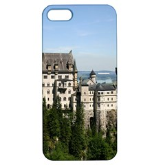 Neuschwanstein Castle 2 Apple Iphone 5 Hardshell Case With Stand by trendistuff