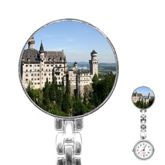 Neuschwanstein Castle 2 Stainless Steel Nurses Watches by trendistuff
