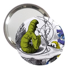 Alice In Wonderland 3  Handbag Mirrors