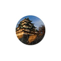 Nagoya Castle Golf Ball Marker (10 Pack) by trendistuff