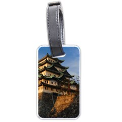 Nagoya Castle Luggage Tags (one Side)  by trendistuff