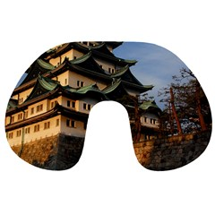 Nagoya Castle Travel Neck Pillows by trendistuff