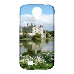 Leeds Castle Samsung Galaxy S4 Classic Hardshell Case (pc+silicone) by trendistuff