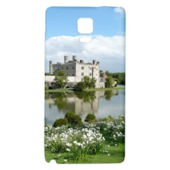 Leeds Castle Galaxy Note 4 Back Case by trendistuff