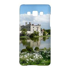 Leeds Castle Samsung Galaxy A5 Hardshell Case  by trendistuff