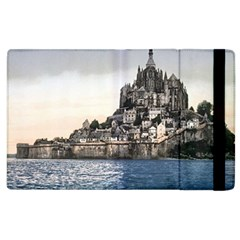 Le Mont St Michel 2 Apple Ipad 3/4 Flip Case by trendistuff
