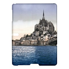 Le Mont St Michel 2 Samsung Galaxy Tab S (10 5 ) Hardshell Case  by trendistuff