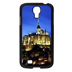 Le Mont St Michel 1 Samsung Galaxy S4 I9500/ I9505 Case (black) by trendistuff