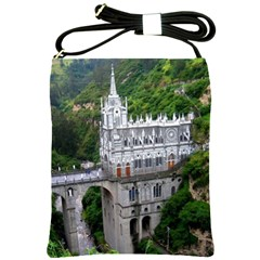 Las Lajas Sanctuary 2 Shoulder Sling Bags