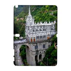 Las Lajas Sanctuary 2 Samsung Galaxy Note 10 1 (p600) Hardshell Case by trendistuff