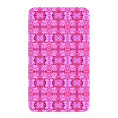 Pretty Pink Flower Pattern Memory Card Reader