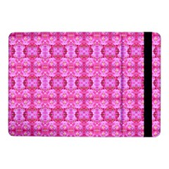 Pretty Pink Flower Pattern Samsung Galaxy Tab Pro 10.1  Flip Case