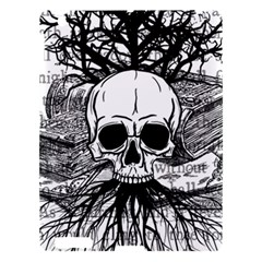 Skull & Books Apple Ipad 3/4 Hardshell Case
