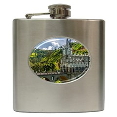 Las Lajas Sanctuary 1 Hip Flask (6 Oz) by trendistuff
