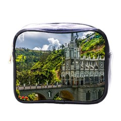 Las Lajas Sanctuary 1 Mini Toiletries Bags by trendistuff