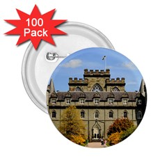 Inveraray Castle 2 25  Buttons (100 Pack)  by trendistuff