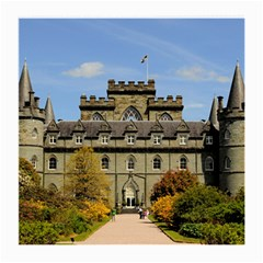 Inveraray Castle Medium Glasses Cloth by trendistuff