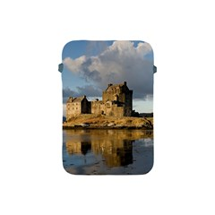 Eilean Donan Castle Apple Ipad Mini Protective Soft Cases by trendistuff
