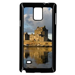 Eilean Donan Castle Samsung Galaxy Note 4 Case (black) by trendistuff