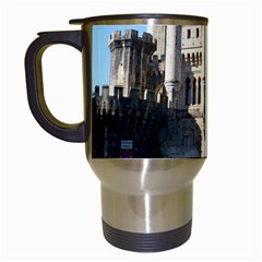 Butron Castle Travel Mugs (white) by trendistuff
