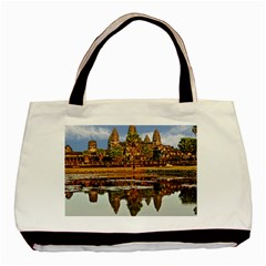 Angkor Wat Basic Tote Bag  by trendistuff