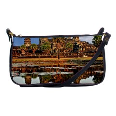 Angkor Wat Shoulder Clutch Bags