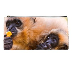 Two Monkeys Pencil Cases by trendistuff