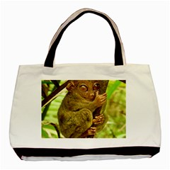 Tarsier Basic Tote Bag (two Sides)