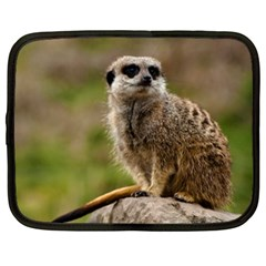 Meerkat Netbook Case (large)