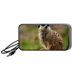 Meerkat Portable Speaker (black)