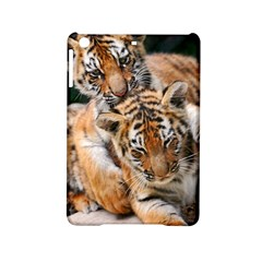 Baby Tigers Ipad Mini 2 Hardshell Cases by trendistuff