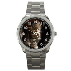 Talk To The Paw Sport Metal Watches by trendistuff