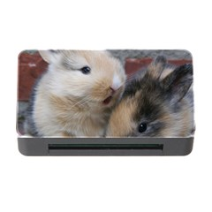 Small Baby Rabbits Memory Card Reader With Cf by trendistuff