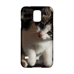 Questioning Kitty Samsung Galaxy S5 Hardshell Case
