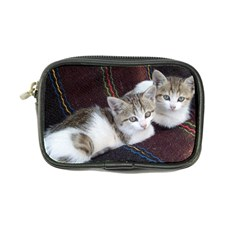 Kitty Twins Coin Purse by trendistuff