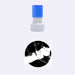 Kitty Twins Rubber Round Stamps (small)