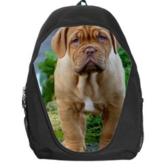 Cute Wrinkly Puppy Backpack Bag by trendistuff