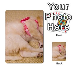Adorable Sleeping Puppy Multi Purpose Cards (rectangle)  by trendistuff