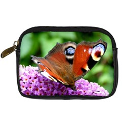 Peacock Butterfly Digital Camera Cases by trendistuff