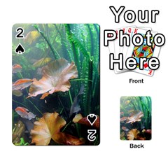 Marine Life Playing Cards 54 Designs  by trendistuff