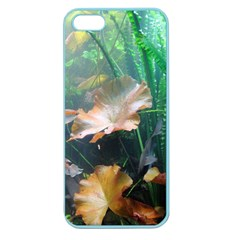 Marine Life Apple Seamless Iphone 5 Case (color) by trendistuff
