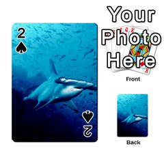 Hammerhead Playing Cards 54 Designs  by trendistuff