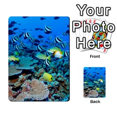 Fr Frigate Shoals Multi Purpose Cards (rectangle)  by trendistuff
