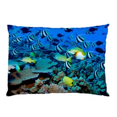 Fr Frigate Shoals Pillow Cases (two Sides) by trendistuff